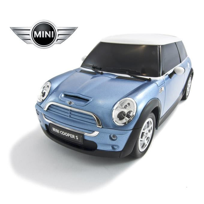 "10.4"" 1:14 MINICOOPERS Blue"