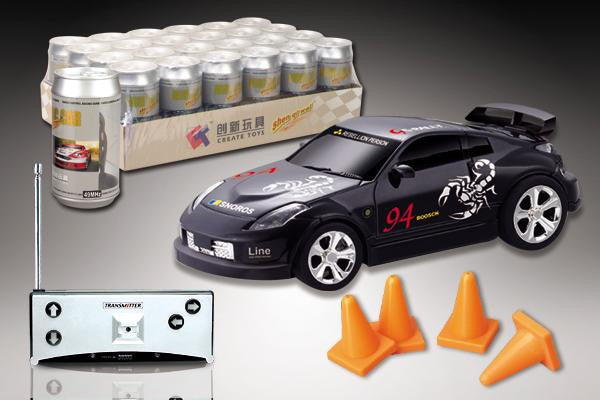 "Team R-C 2"" Mini Can Car (Type 08)"