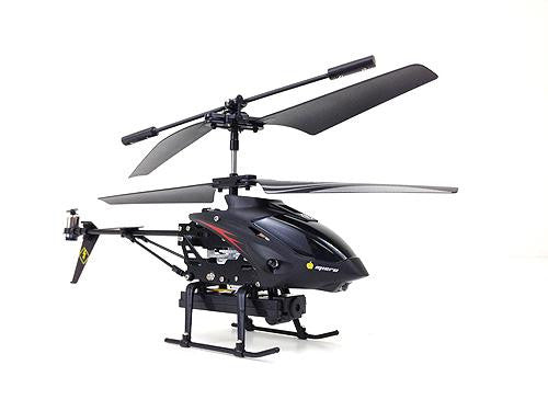 WL S977 3.5CH Metal Radio Control Gyro Rc Helicopter With Video Camera S977