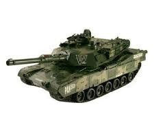 "32"" Giant Panzer Military Battle Tank (Green)"