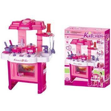 "24"" Beauty Kitchen Set With Light and Sound"