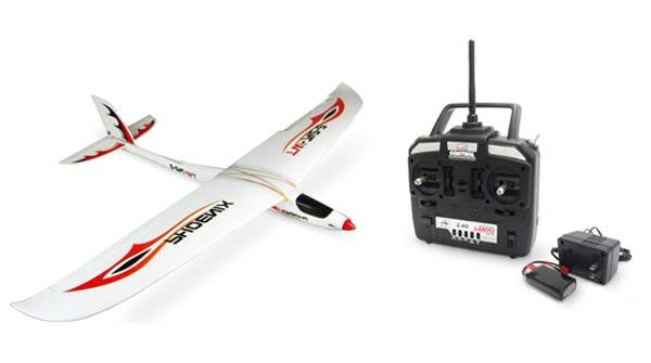 TW-742 Phoenix 4Ch Radio Controlled R-C Airplane