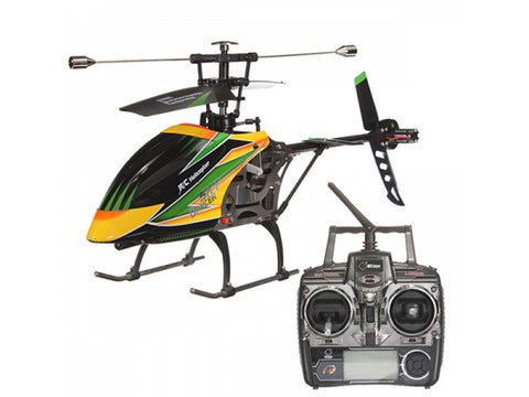 "16"" V912 Large Metal Gyro RC Helicopter (Yellow)"