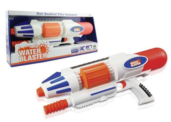 "15"" High Pressure Water Gun (White)"
