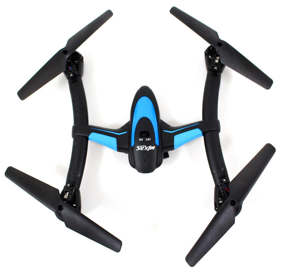 X500 2.4G 6 Axis 3D Roll FPV Quadcopter (Black)