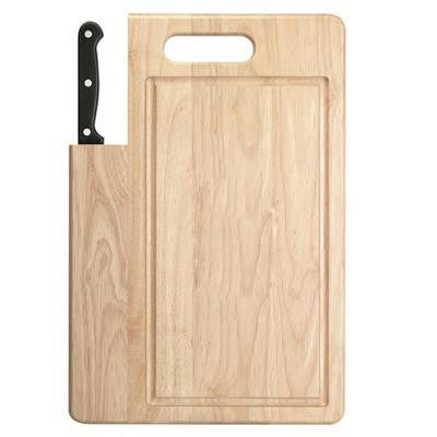 Essential Cuttingboard Santoku