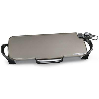 "22"" Electric Griddle Ceramic"