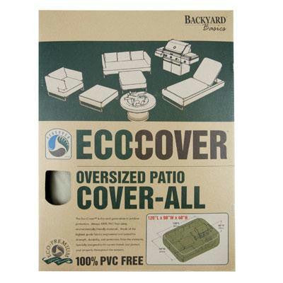 "120"" Cover All Patio Cvr Taupe"