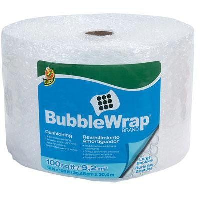 100' Xtra Cushion Bubble Wrap