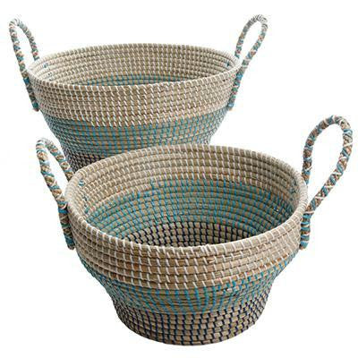 Brannon Basket Set 2pc