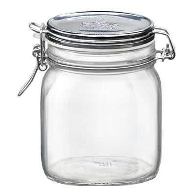 Fido Silver Jar 33.75oz 6pc