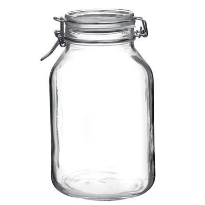 Fido Glass Jar 101.5oz 6pc