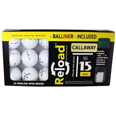15pk Callaway Wball Alignment