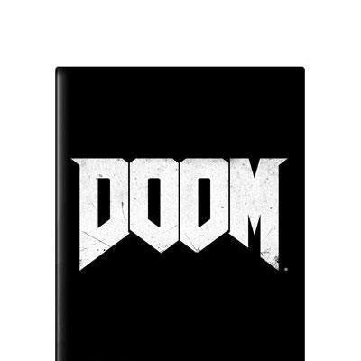 Doom 1st Person Shooter Ps4