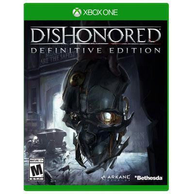 Dishonored Definitive Ed Xone
