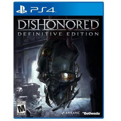 Dishonored Definitive Ed Ps4