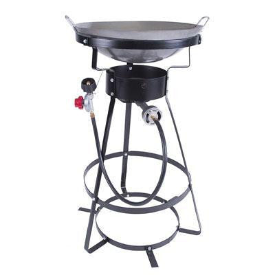 54000 Btu Outdr Cooker With Wok
