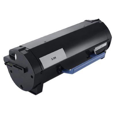 Dell Blk Toner Cartrdg 2500pg