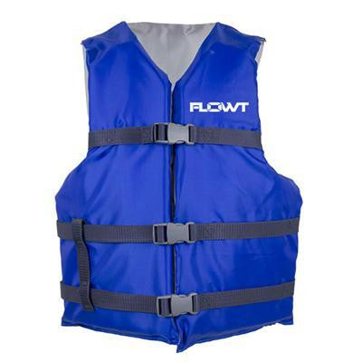 All Purpose Life Vest Adult Bl