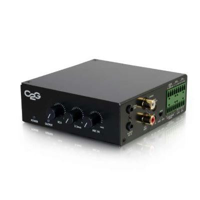 8 0hm 50w Audio Amplifier Plen