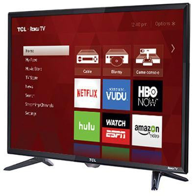 "Tcl 40"" HD Roku Tv 1080p"