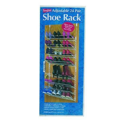 24 Pair Otd Shoe Rack