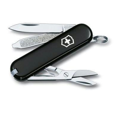 Classicsd Swiss Army Knife Blk