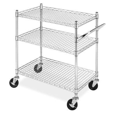 Commerical 3 Tier Cart