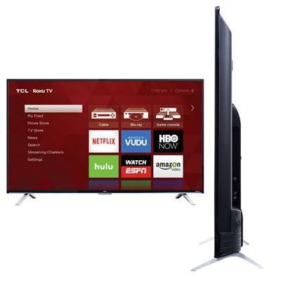 "65"" 4k 120hz Smart LED Roku Tv"
