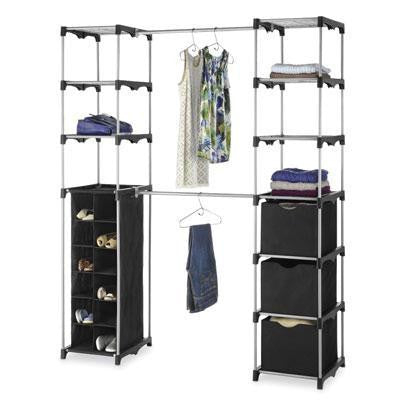 Double Rod Organizer