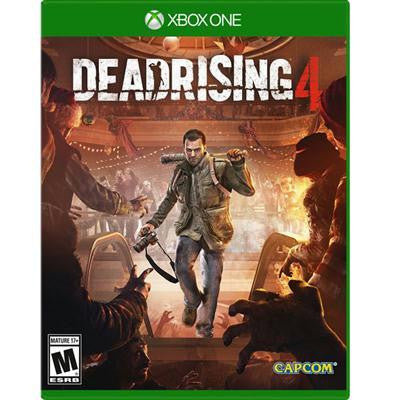 Dead Rising4 Xbox One