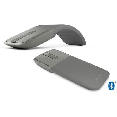 Arc Touch Bluetooth Mouse Gray
