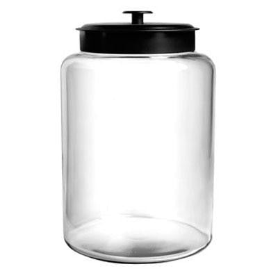 2.5gal Montana Jar With Metal Cvr