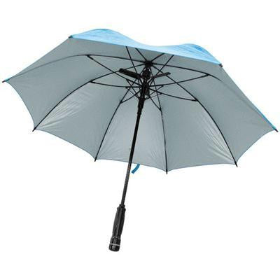 Breezbella Golf Umbrella Blue