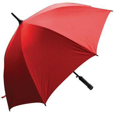 Breezbella Golf Umbrella Red