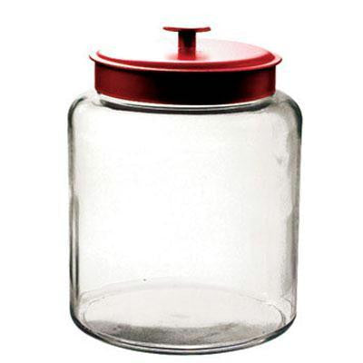 2gal Montana Jar With Red Cover