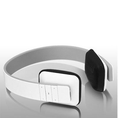 Bluetooth Headphones White