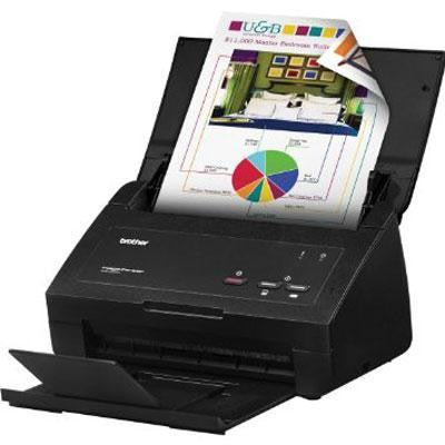 Desktop Duplex Color Scanner