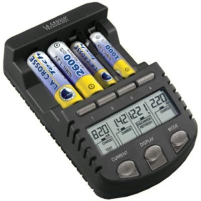 Lc Battery Charger With Batteries