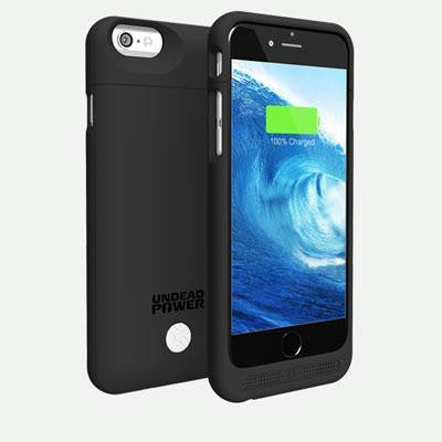 Iphone 6 Power Case Black