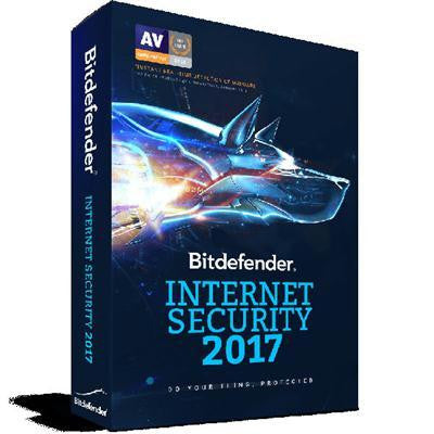Internet Security 2017 1pc 1yr