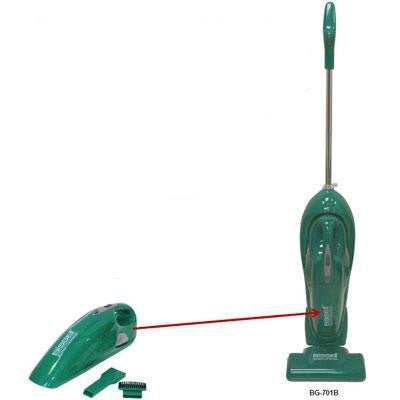2 In 1 Motor Fl Vac With Hand Vac