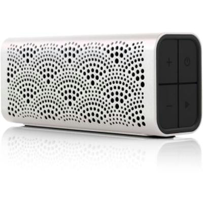 Lux Bluetooth High Fashion Speaker Pearl