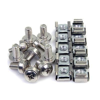 M6 Cage Nuts And Screws