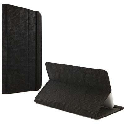 "7"" Universal Tablet Folio Blk"
