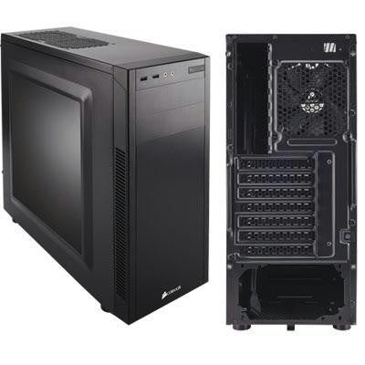 Carbide Series 100r Case Blk
