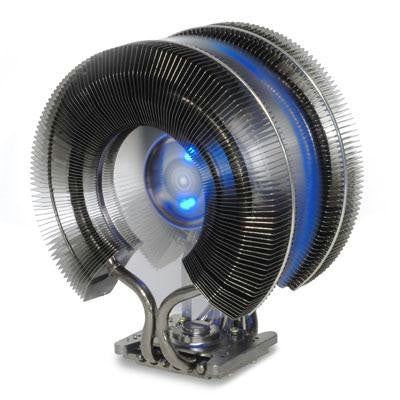 Blue Cpu Cooler