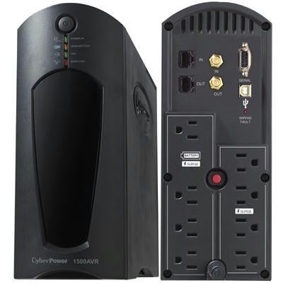 1200va 720w Ups With Avr