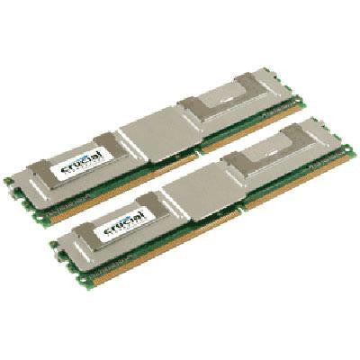16gb Kit (8gbx2) Ddr2 Pc2-5300