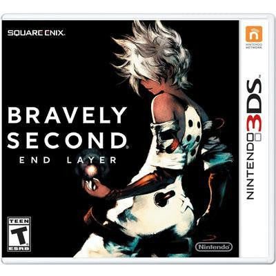 Bravely Second End Layer 3ds